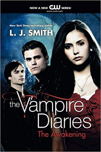 Vampire Diaries Cover